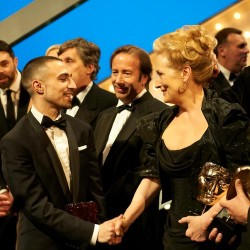 The Orange British Academy Film Awards in 2012