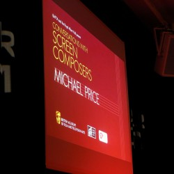 Conversations With Screen Composers: Michael Price
