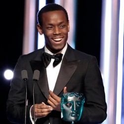 73rd British Academy Film Awards, Ceremony, Royal Albert Hall, London, UK - 02 Feb 2020