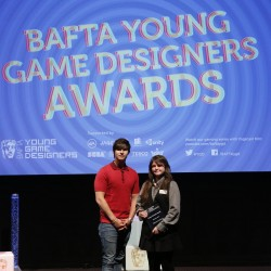 YOUNG GAMES DESIGNERS AWARDS 2014