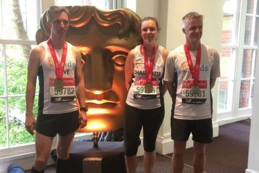 Event: Marathon Runners Reception at BAFTADate: Sunday 28 April 2019Venue: BAFTA, 195 Piccadilly, London-
