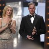 HRH Prince William, The Duke of Cambridge with Uma Thurman