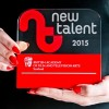 British Academy Scotland New Talent Awards Trophy